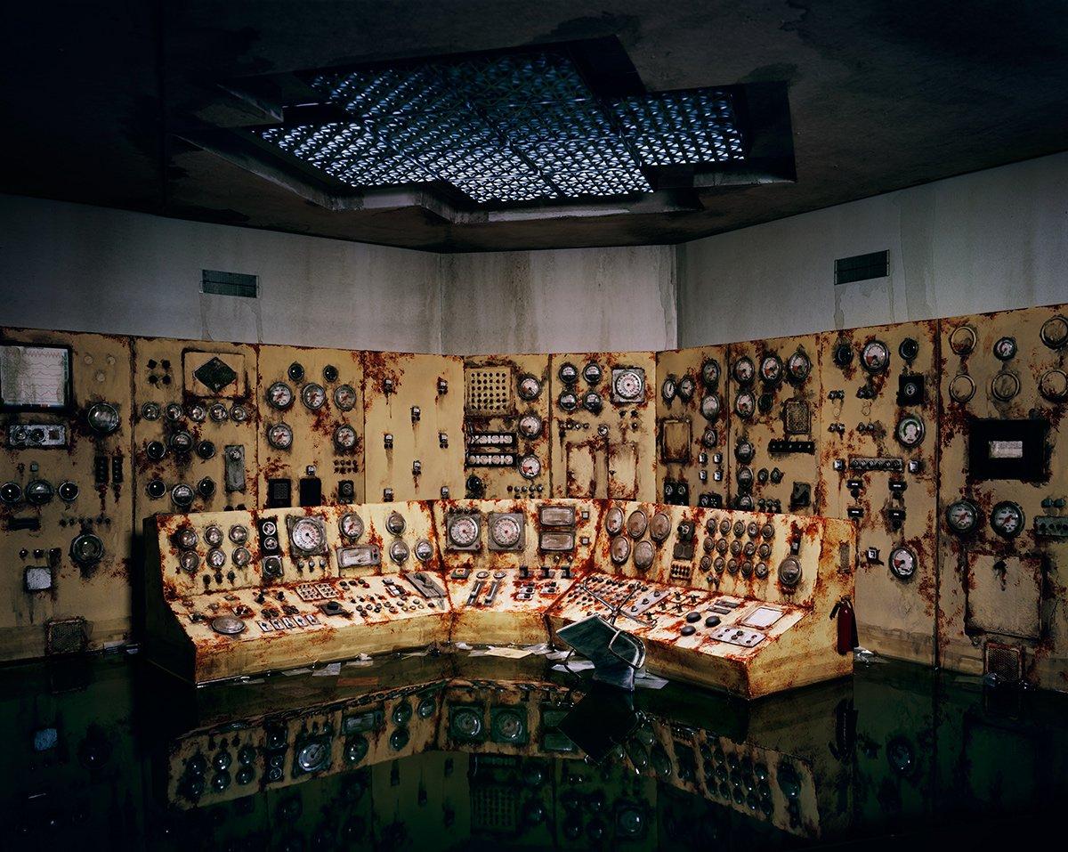 Fotos mostram lugares abandonados em um mundo pós-apocalíptico que em realidade são dioramas 02