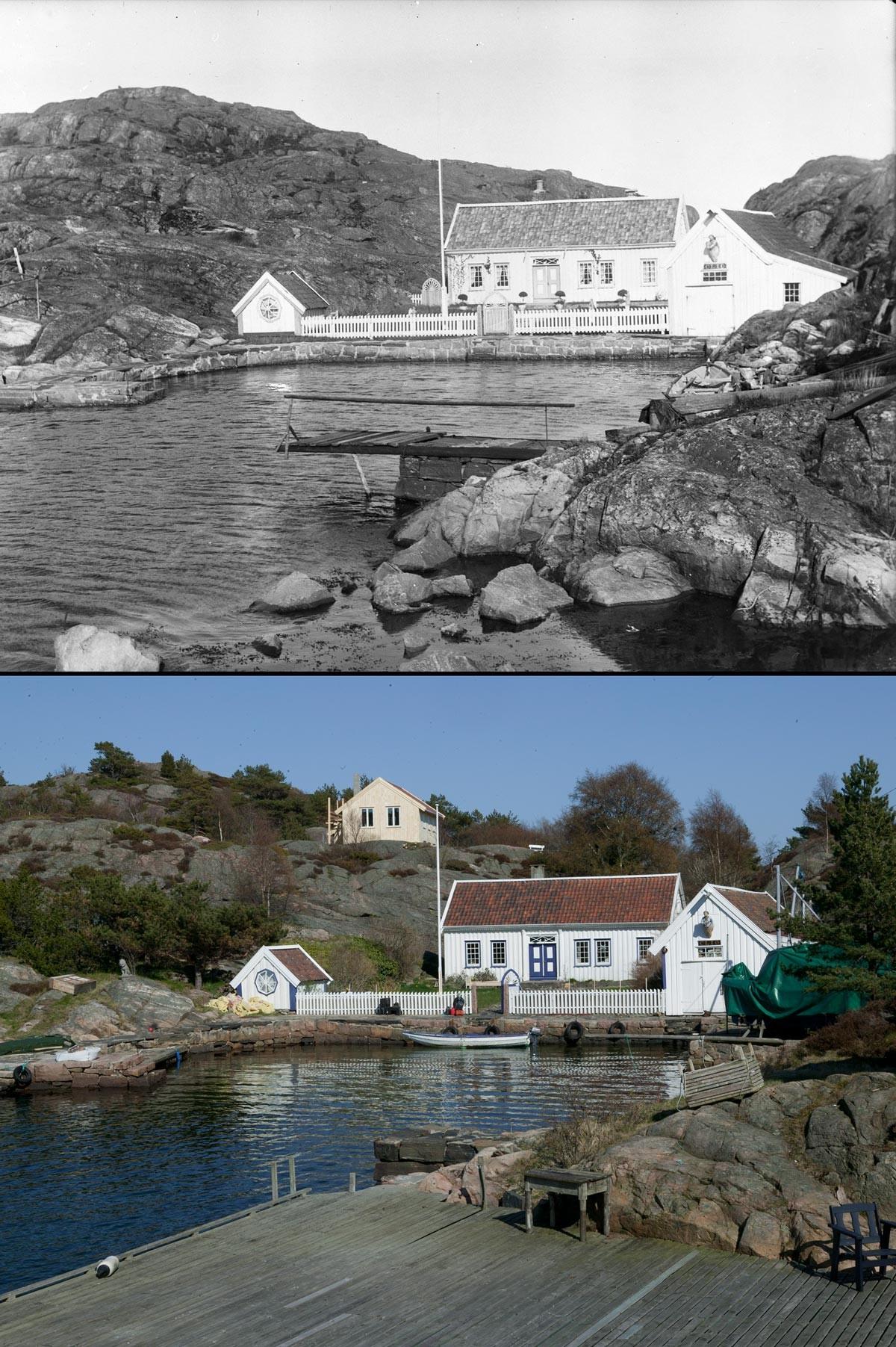 Noruega antes e após o petróleo: a transformação do país em imagens 04