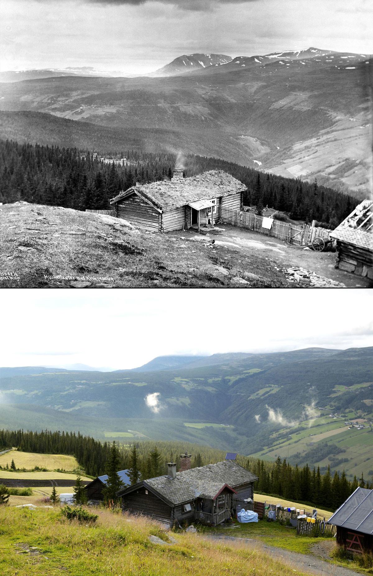 Noruega antes e após o petróleo: a transformação do país em imagens 06