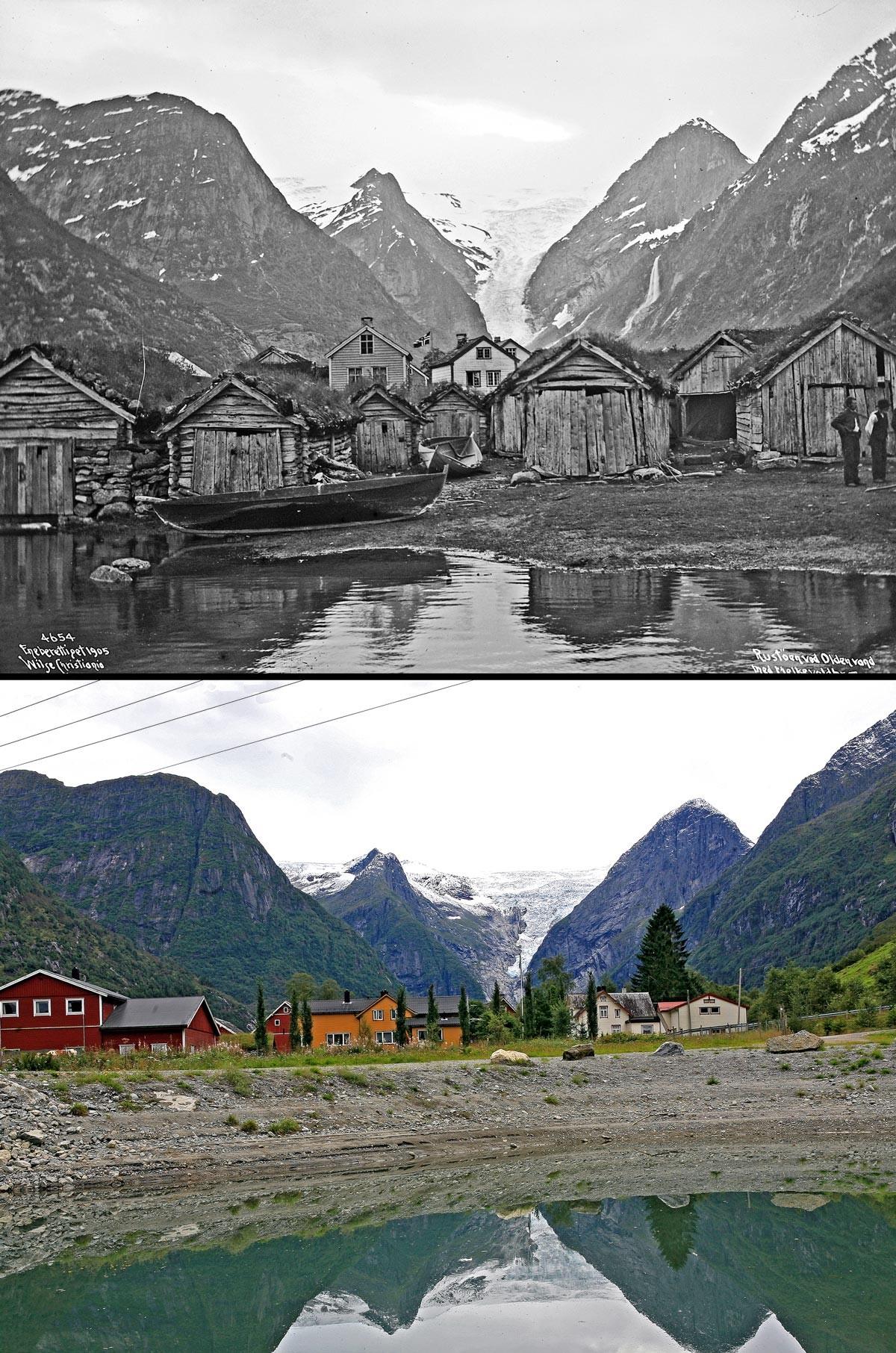 Noruega antes e após o petróleo: a transformação do país em imagens 08