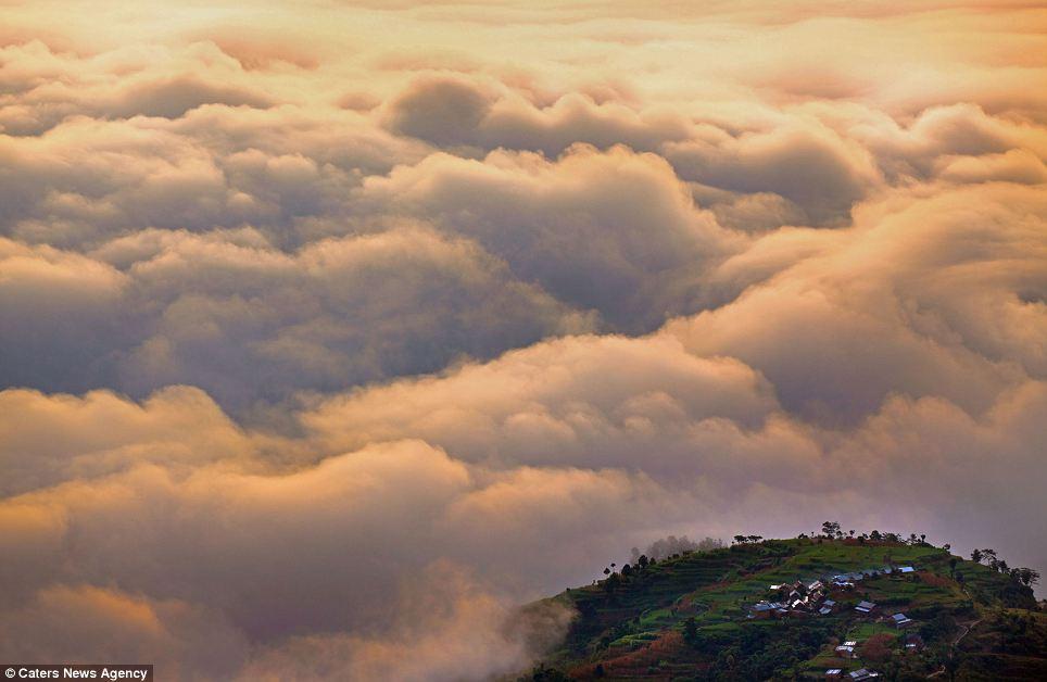 Nagarko: Um povoado sobre as nuvens no Himalaia 03