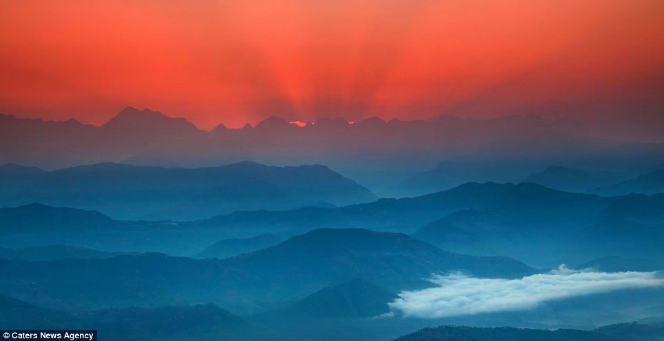 Nagarko: Um povoado sobre as nuvens no Himalaia 05