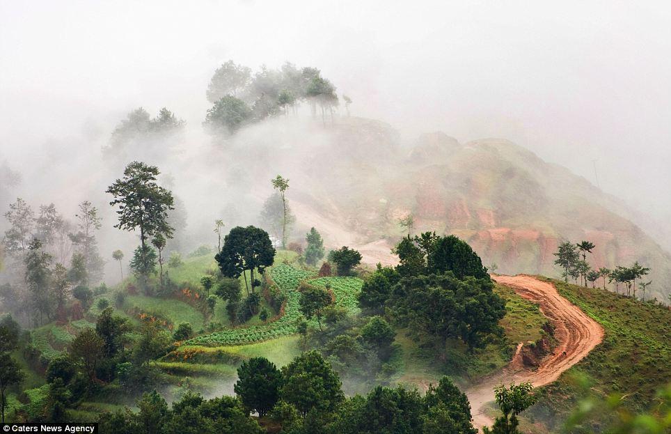 Nagarko: Um povoado sobre as nuvens no Himalaia 07