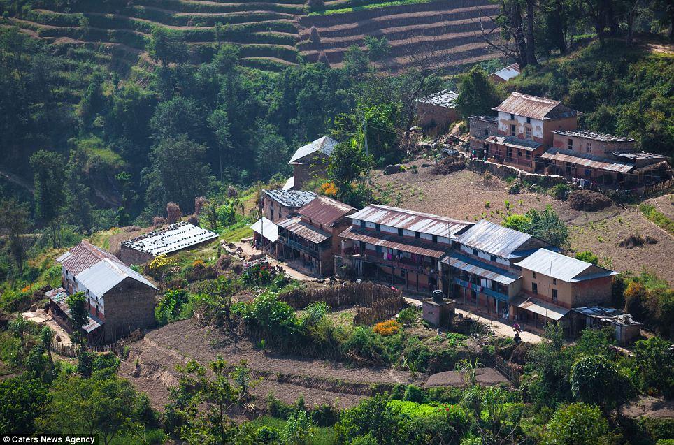 Nagarko: Um povoado sobre as nuvens no Himalaia 08