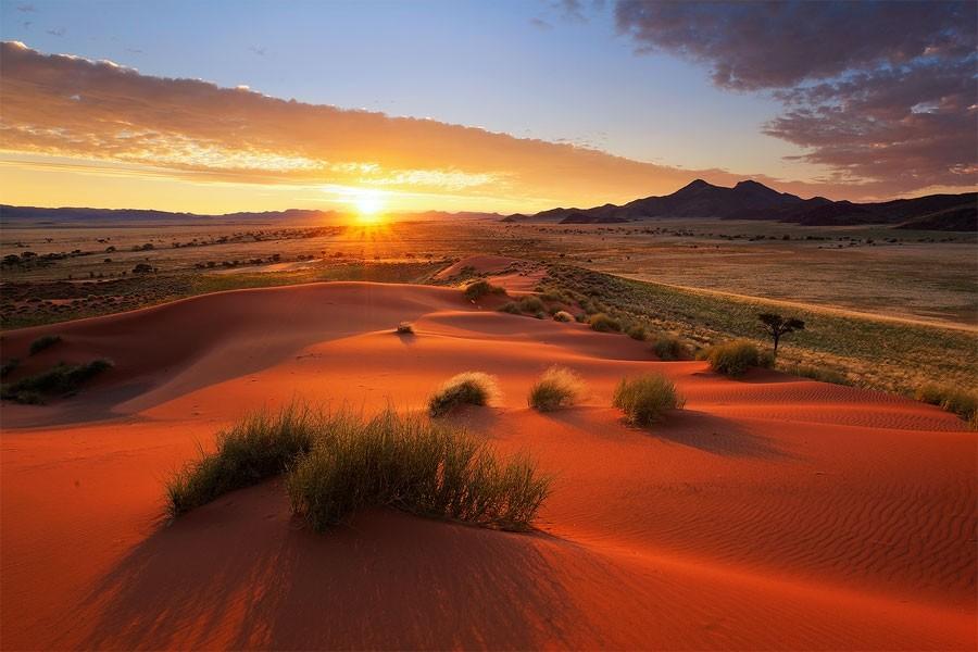 Maravilhas da Natureza - Paisagens da Namíbia 03