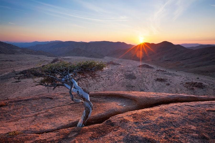Maravilhas da Natureza - Paisagens da Namíbia 06