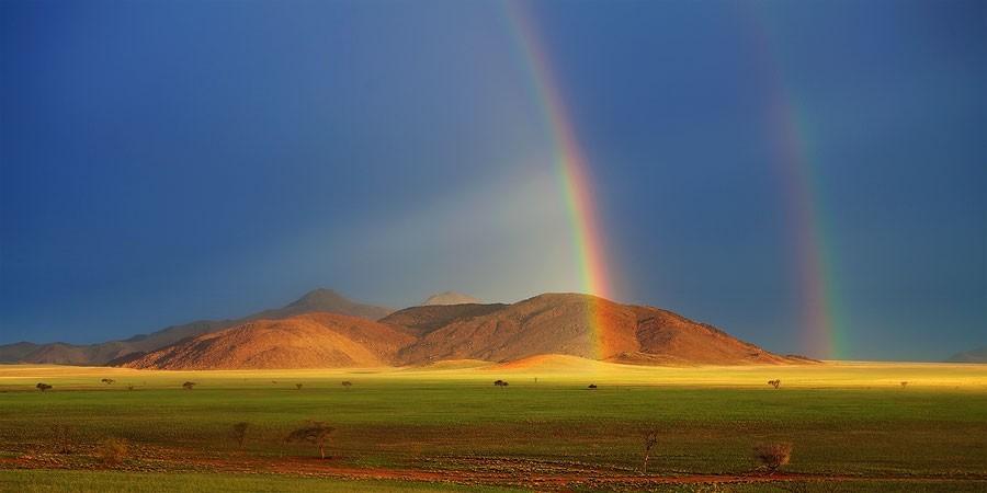 Maravilhas da Natureza - Paisagens da Namíbia 07