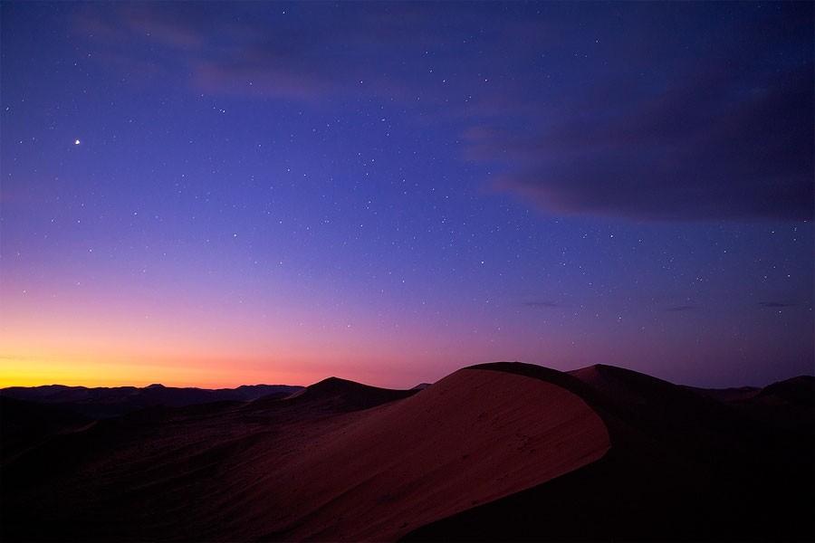 Maravilhas da Natureza - Paisagens da Namíbia 09