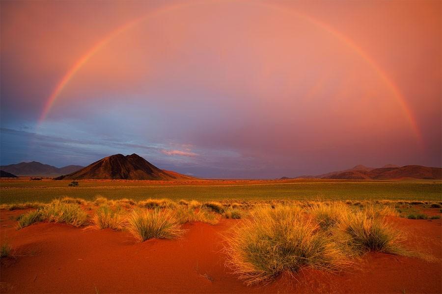 Maravilhas da Natureza - Paisagens da Namíbia 10