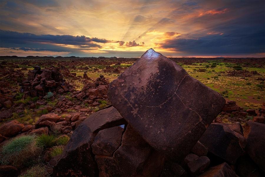 Maravilhas da Natureza - Paisagens da Namíbia 21