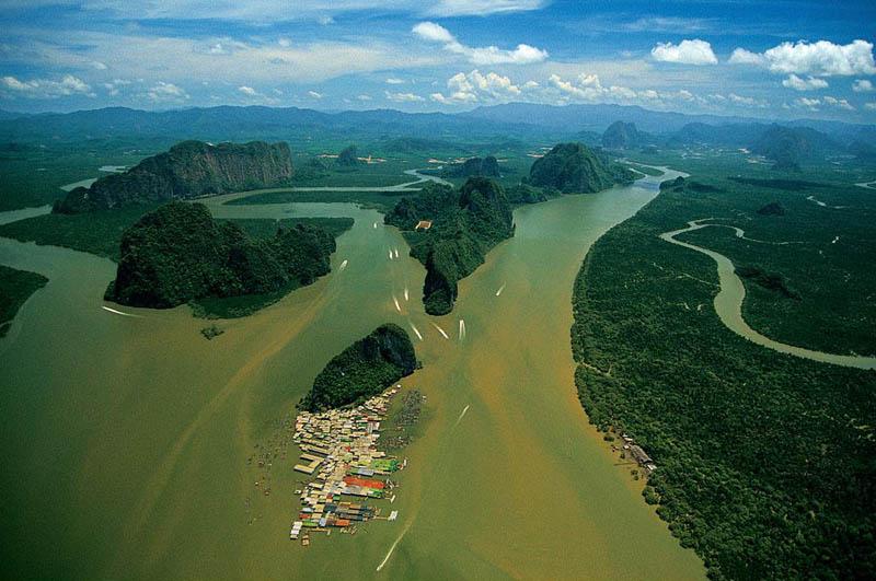 25 alucinantes fotografias aéreas de todo o mundo 21