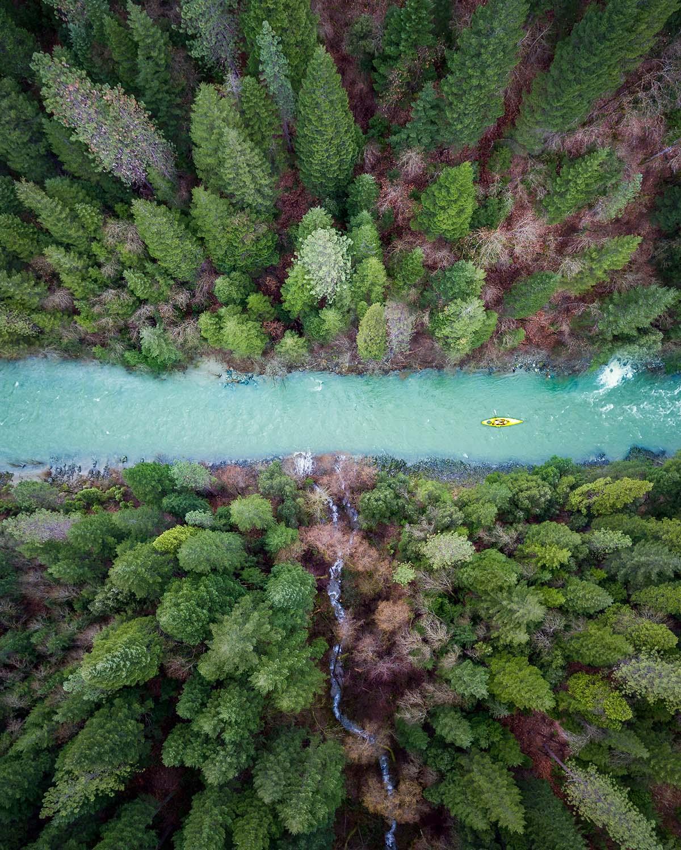 Imagens aéreas de paisagens vibrantes do fotógrafo Niaz Uddin 05