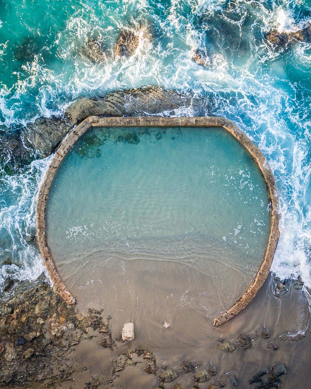 Imagens aéreas de paisagens vibrantes do fotógrafo Niaz Uddin 06