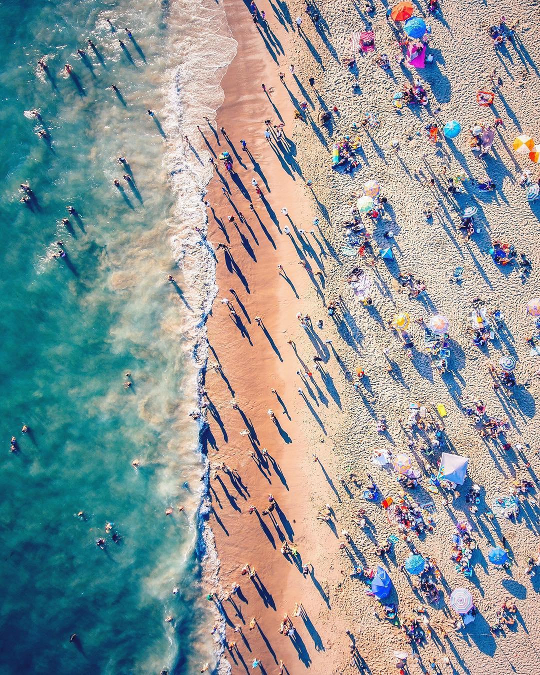 Imagens aéreas de paisagens vibrantes do fotógrafo Niaz Uddin 08