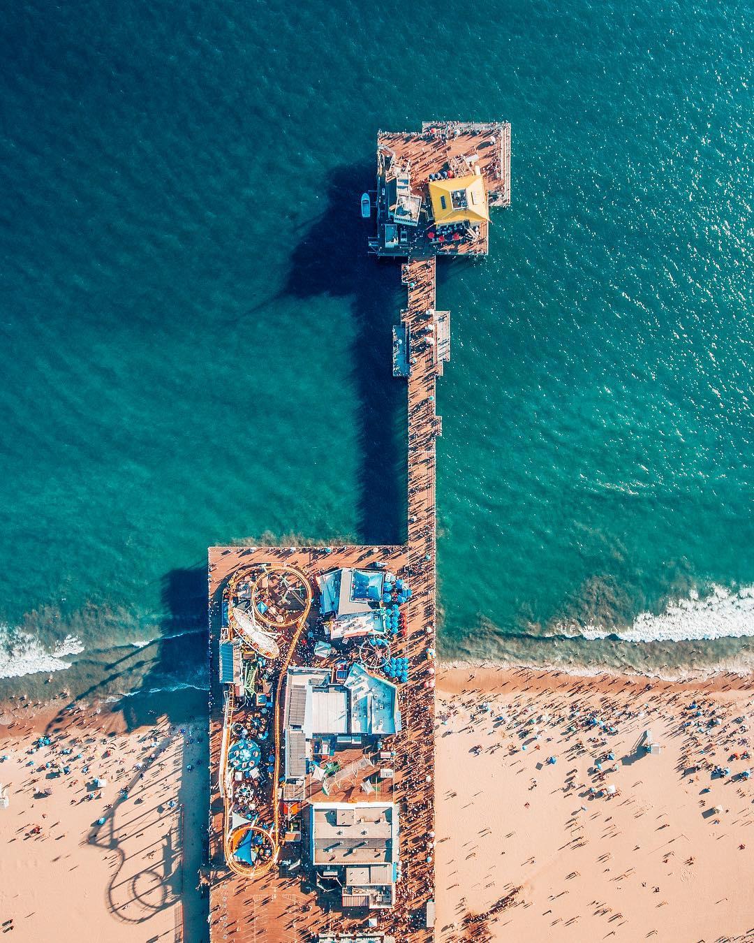 Imagens aéreas de paisagens vibrantes do fotógrafo Niaz Uddin 09