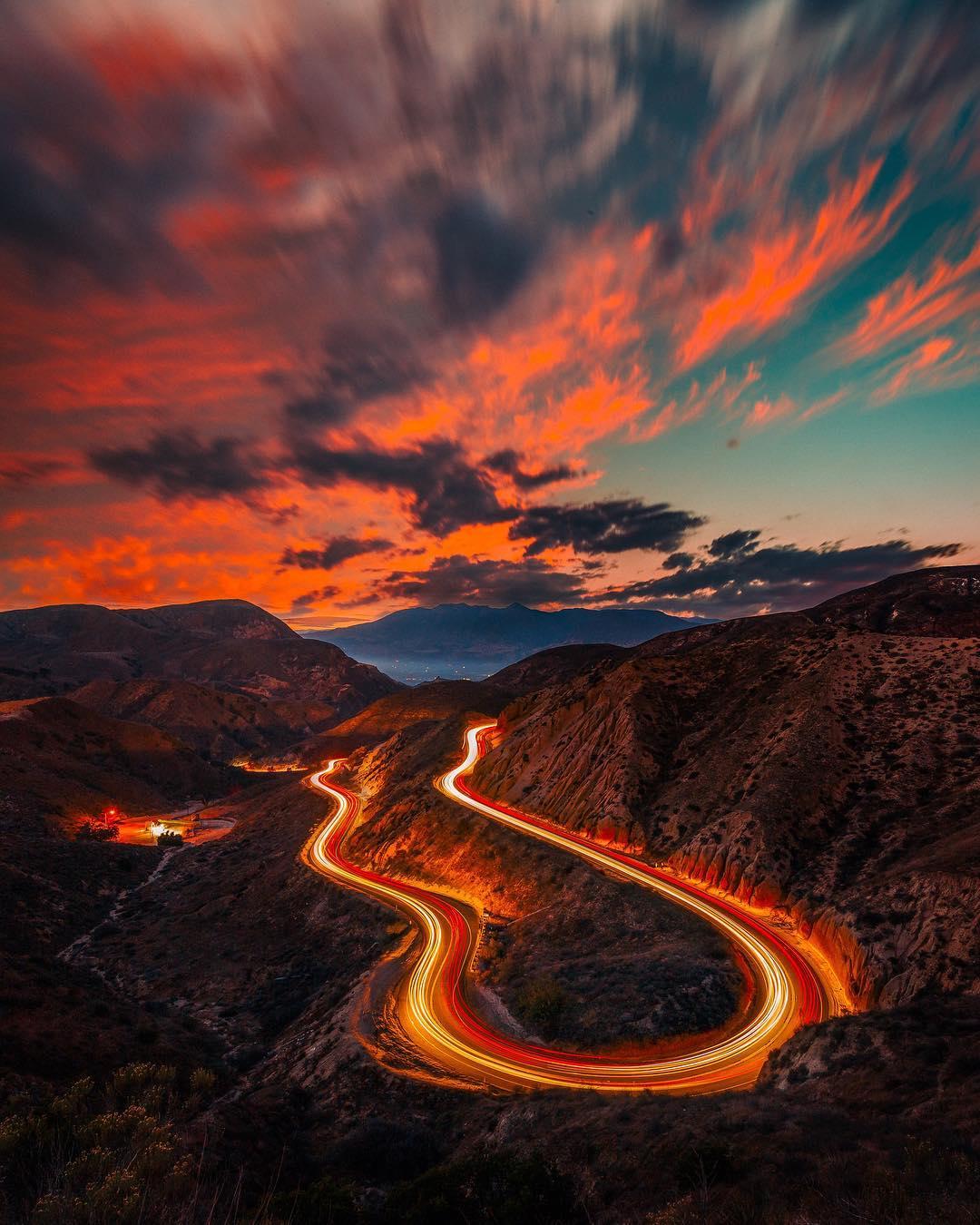 Imagens aéreas de paisagens vibrantes do fotógrafo Niaz Uddin 12