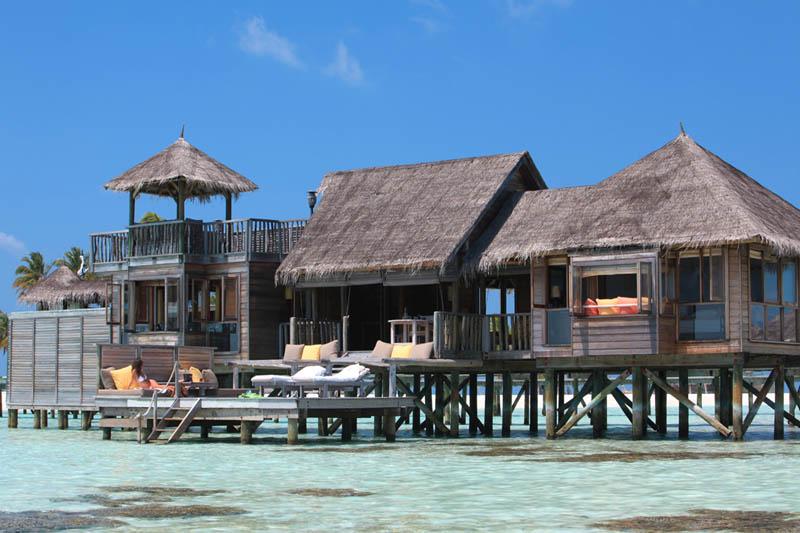 As belas palafitas de Soneva Gili nas Maldivas, onde seus sonhos de verão dormem 01