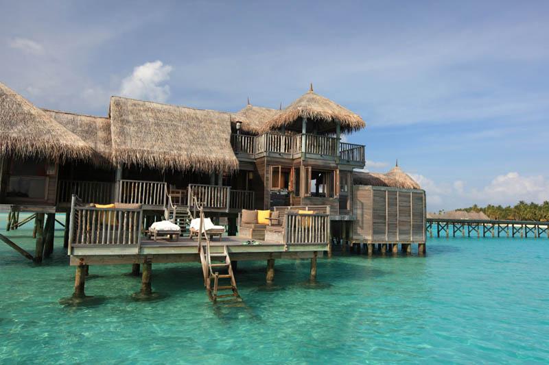 As belas palafitas de Soneva Gili nas Maldivas, onde seus sonhos de verão dormem 02