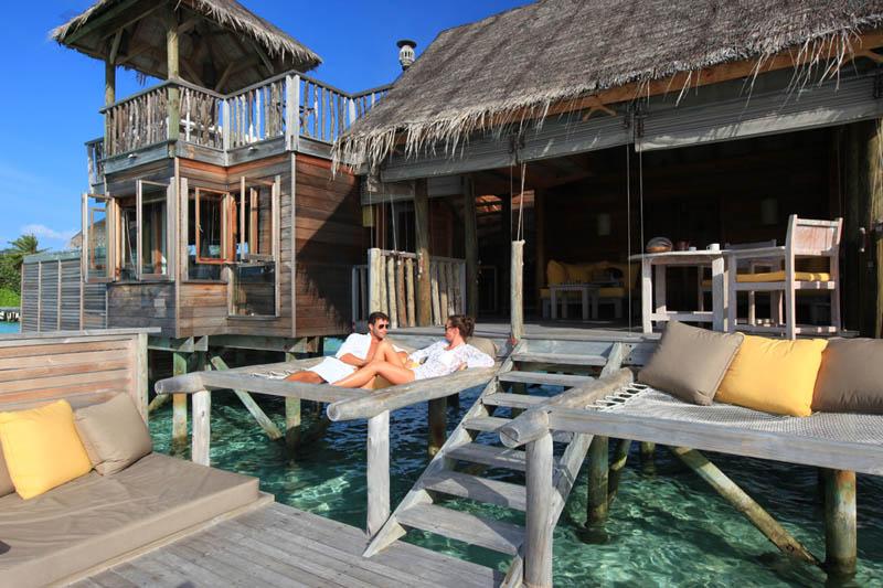 As belas palafitas de Soneva Gili nas Maldivas, onde seus sonhos de verão dormem 04
