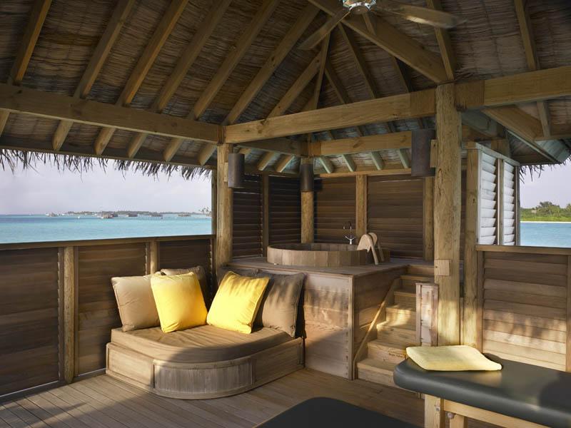 As belas palafitas de Soneva Gili nas Maldivas, onde seus sonhos de verão dormem 05
