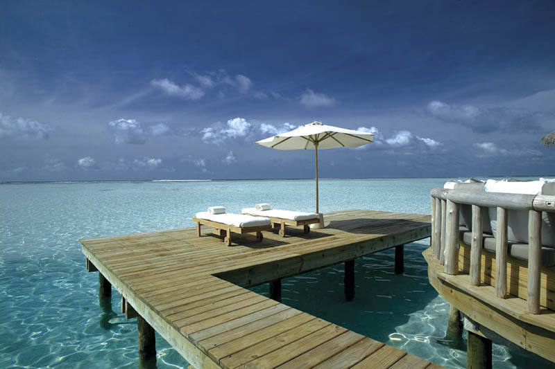 As belas palafitas de Soneva Gili nas Maldivas, onde seus sonhos de verão dormem 06
