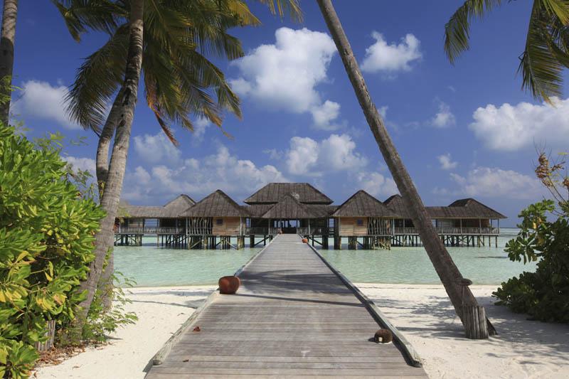 As belas palafitas de Soneva Gili nas Maldivas, onde seus sonhos de verão dormem 08