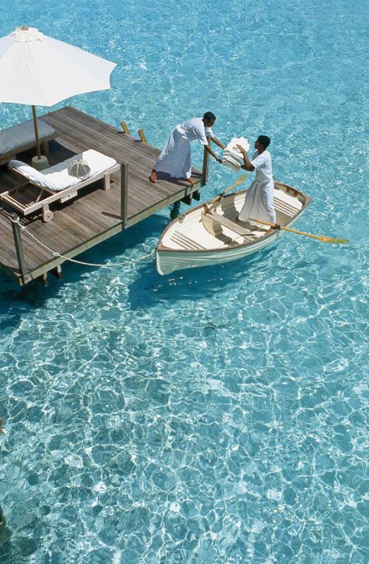 As belas palafitas de Soneva Gili nas Maldivas, onde seus sonhos de verão dormem 09