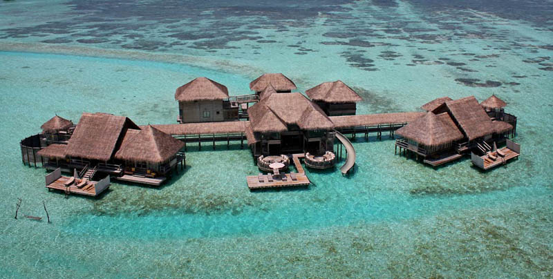 As belas palafitas de Soneva Gili nas Maldivas, onde seus sonhos de verão dormem 14