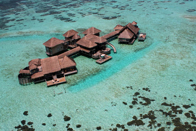 As belas palafitas de Soneva Gili nas Maldivas, onde seus sonhos de verão dormem 15