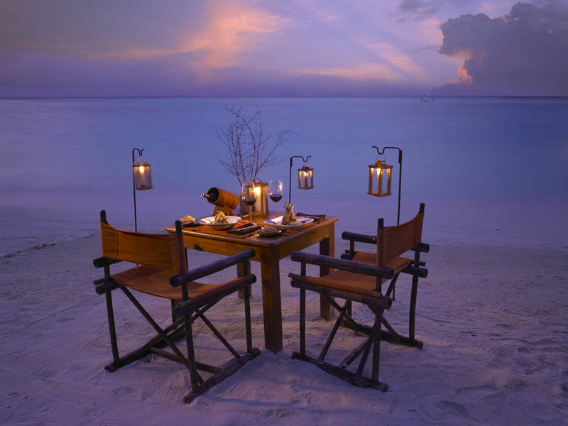As belas palafitas de Soneva Gili nas Maldivas, onde seus sonhos de verão dormem 16