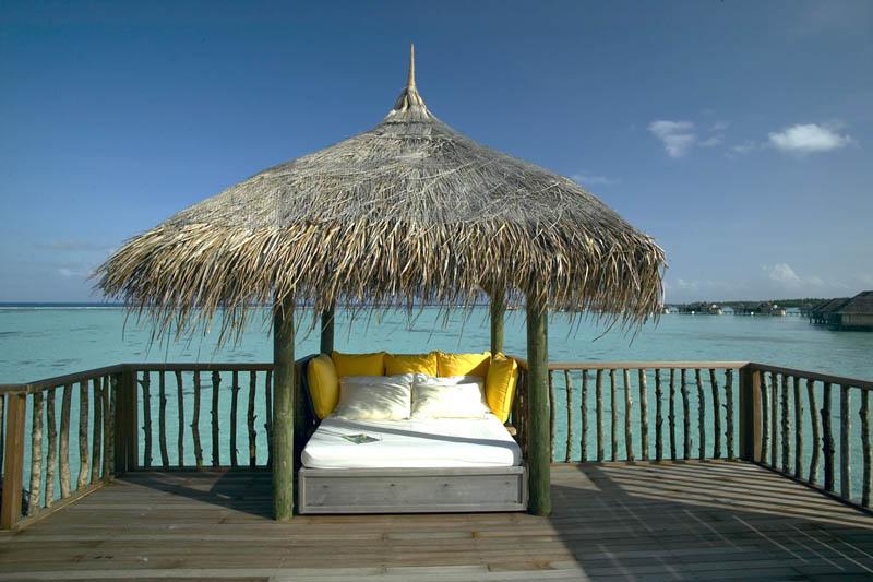 As belas palafitas de Soneva Gili nas Maldivas, onde seus sonhos de verão dormem 17