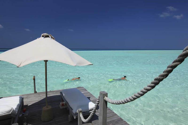As belas palafitas de Soneva Gili nas Maldivas, onde seus sonhos de verão dormem 18
