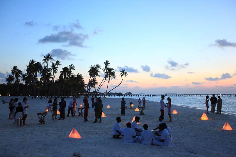 As belas palafitas de Soneva Gili nas Maldivas, onde seus sonhos de verão dormem 20