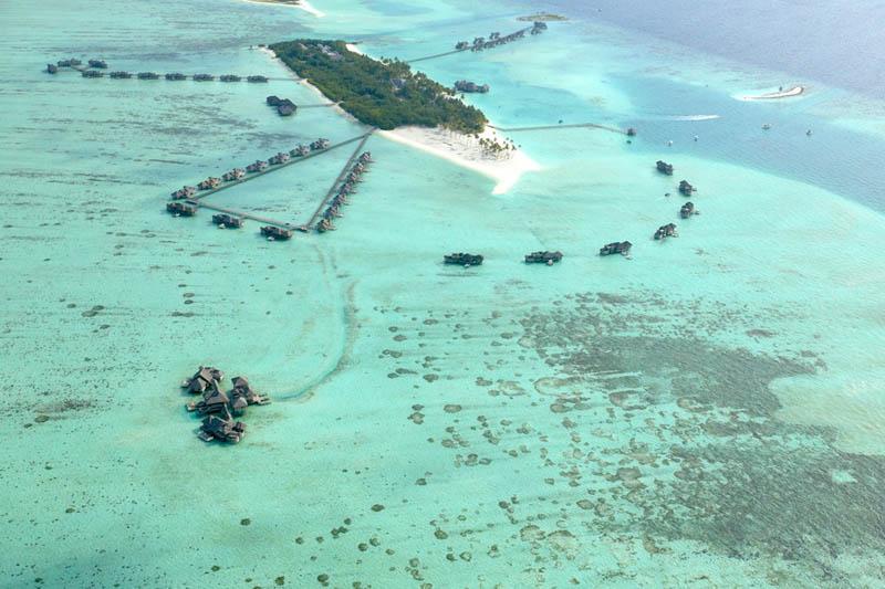 As belas palafitas de Soneva Gili nas Maldivas, onde seus sonhos de verão dormem 21