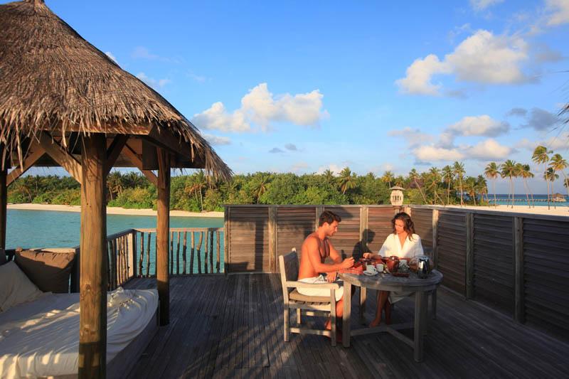 As belas palafitas de Soneva Gili nas Maldivas, onde seus sonhos de verão dormem 23