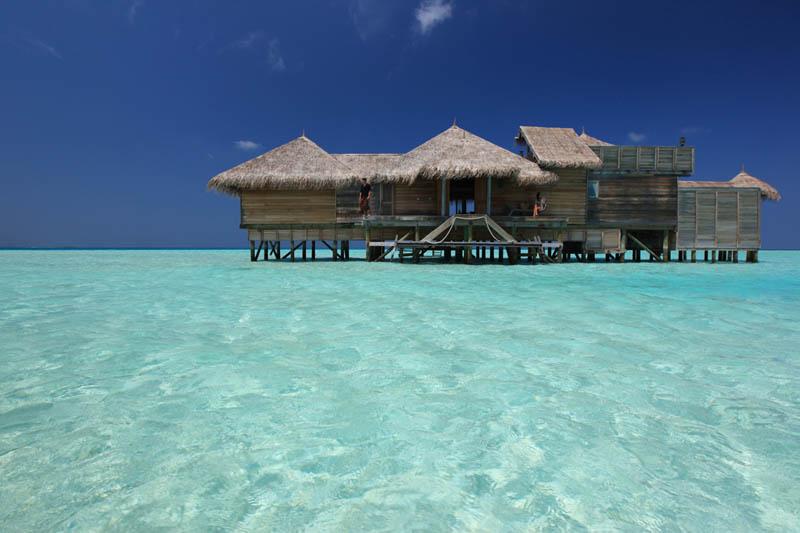 As incríveis palafitas de Soneva Gili nas Maldivas, onde seus sonhos de verão estão roncando 24