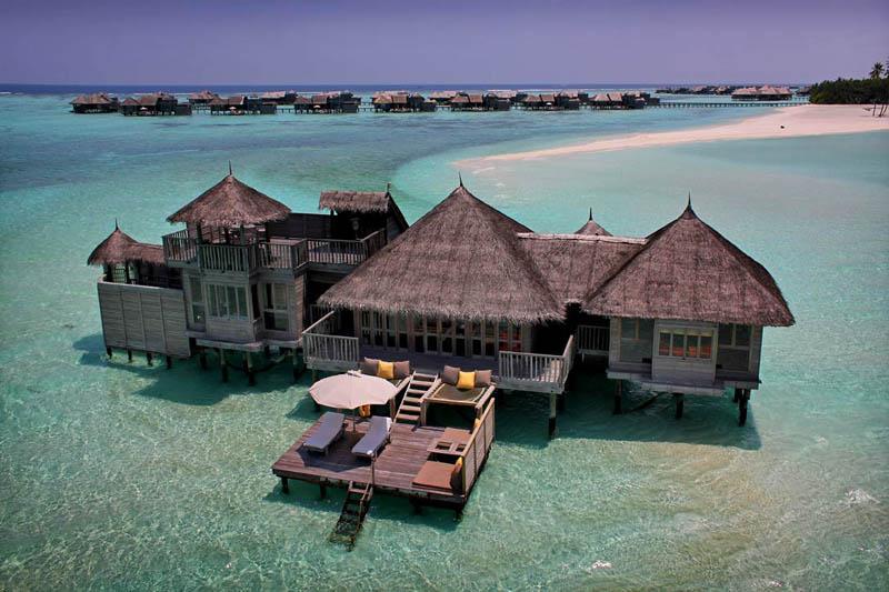 As belas palafitas de Soneva Gili nas Maldivas, onde seus sonhos de verão dormem 26