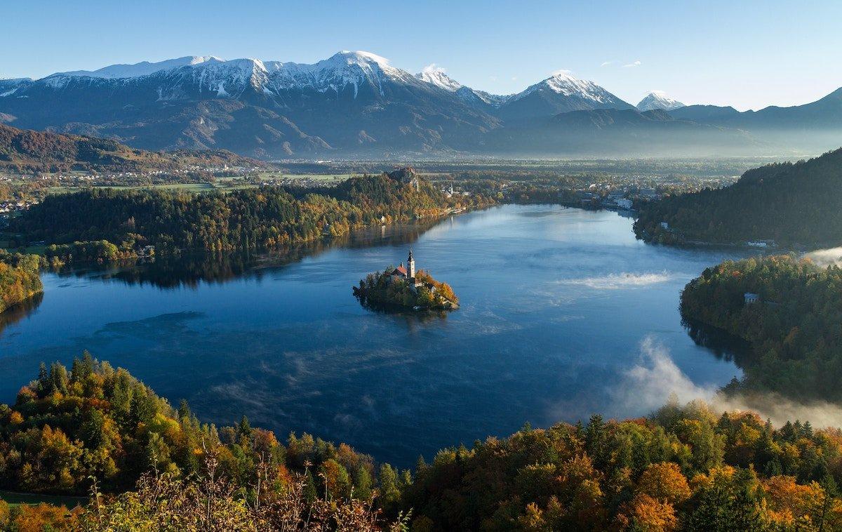 Os 20 países mais bonitos, classificados pelos leitores de um guia de viagens 10