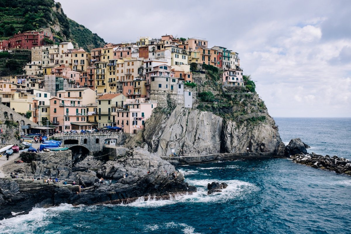 Os 20 países mais bonitos, classificados pelos leitores de um guia de viagens