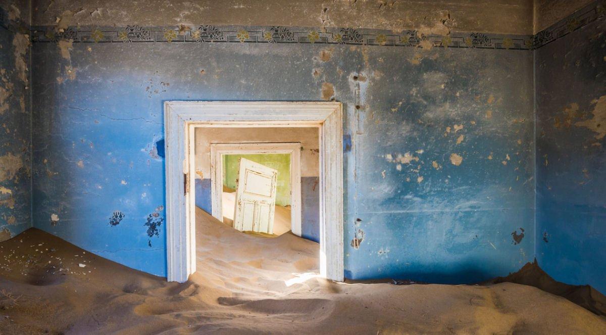 Al Madam: a aldeia fantasma enterrada na areia 11