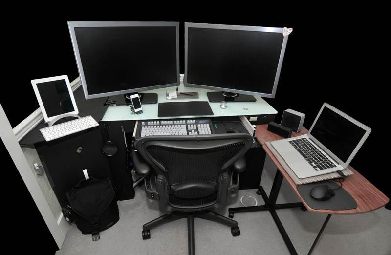 Surpreendentes estações de computador 01