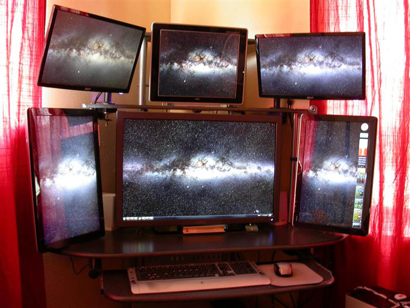 Surpreendentes estações de computador 14