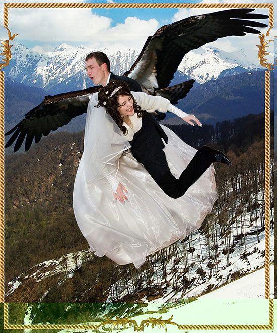 Como estragar um álbum de casamento 06