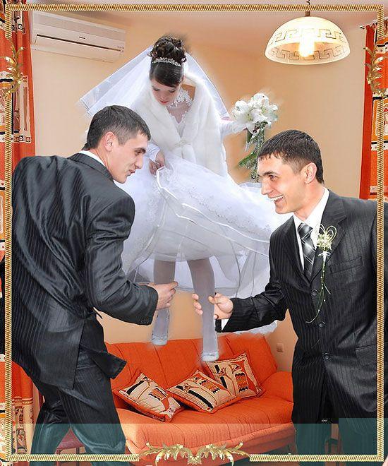 Como estragar um álbum de casamento 09