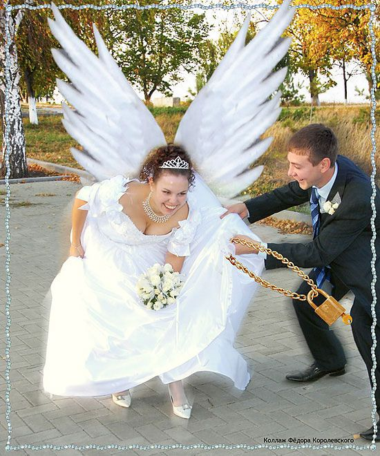 Como estragar um álbum de casamento 12