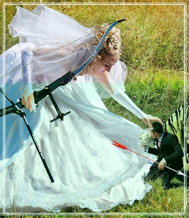 Como estragar um álbum de casamento 13