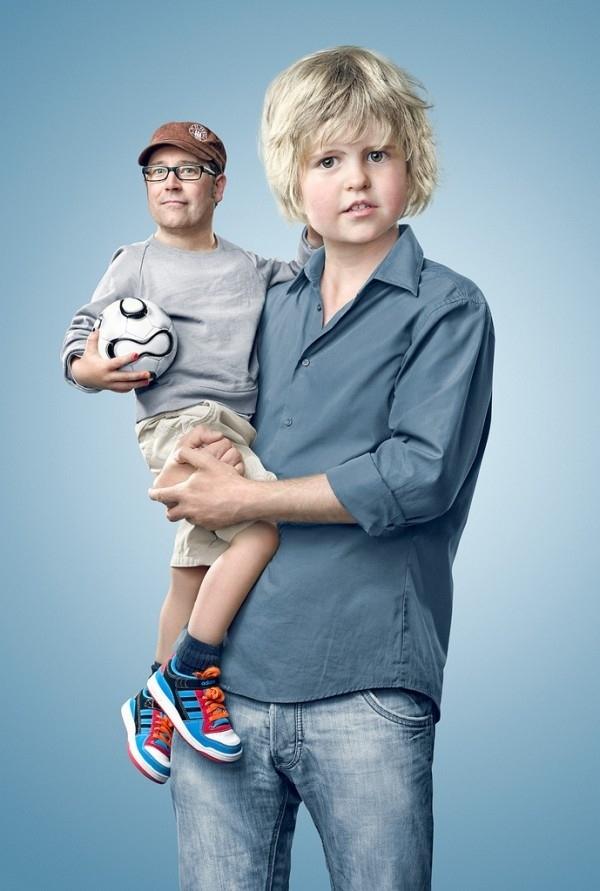 Trocando as bolas: quando as crianças se tornam pais 14