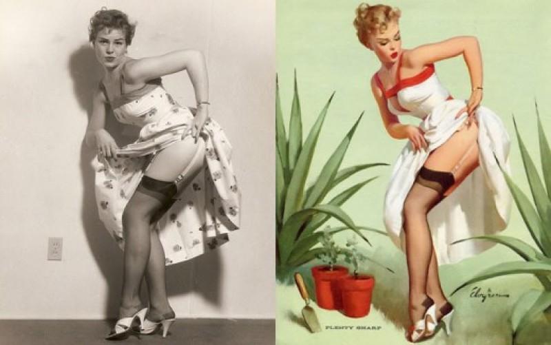Photoshop sem computador nos anos 1950 05