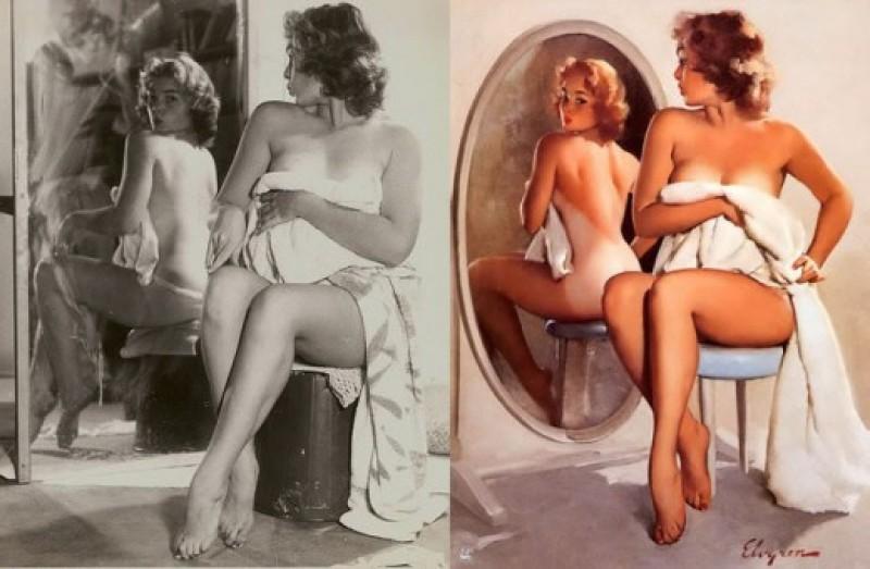 Photoshop sem computador nos anos 1950 08