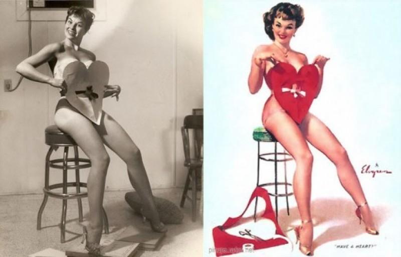 Photoshop sem computador nos anos 1950 11